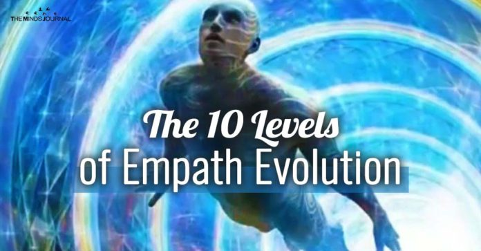 Layers of The Empath Gift: 10 Levels of Empath Evolution