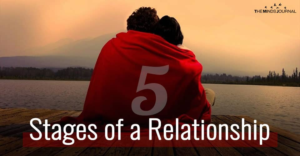 The 5 Stages of A Relationship