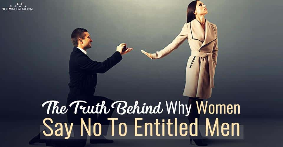 Schadenfreude: The Truth Behind Why Women Say No To Entitled Men