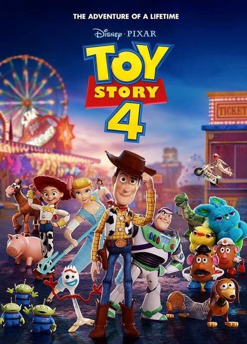 toy story 4, animation