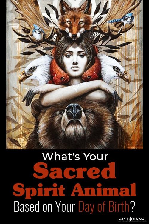 What Sacred Spirit Animal pin