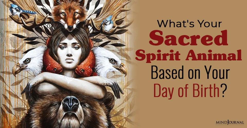 What Sacred Spirit Animal