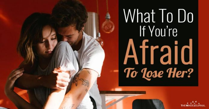 Relationship Anxiety: What To Do If You're Afraid To Lose Her?