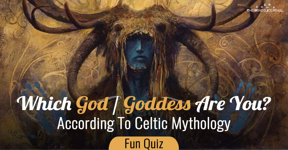 Which God/Goddess Are You From Celtic Mythology? Fun Quiz