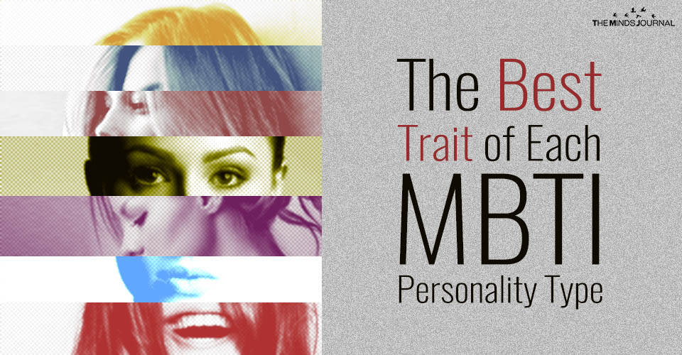 Best Trait of each MBTI Personality Test