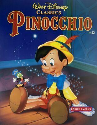 pinocchio, animation