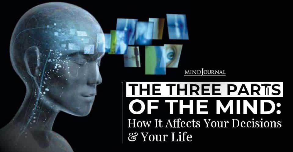 the three parts of mind how it affects your decision and your life