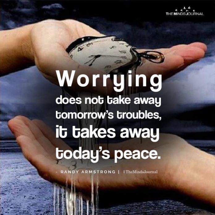 worring