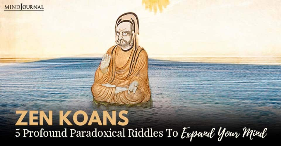 zen koans profound paradoxical riddles to expand your mind