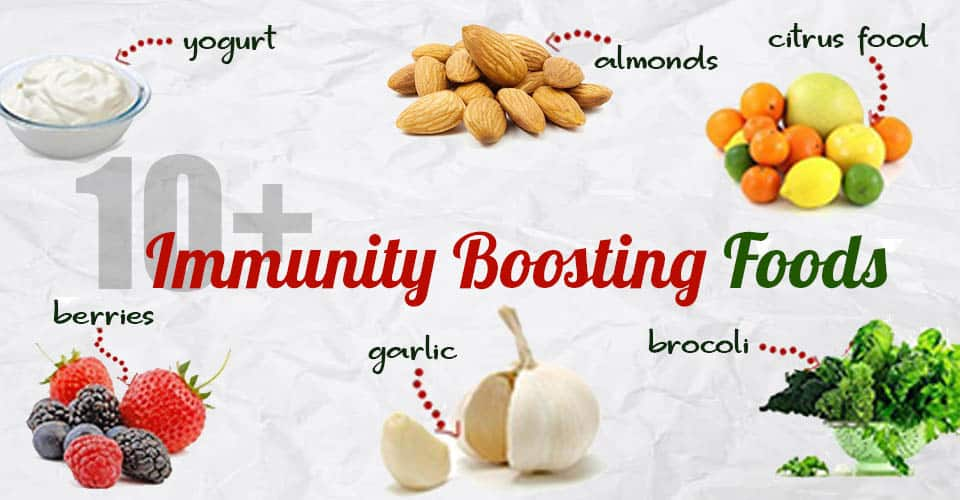 10 Immunity Boosting Foods You Should Have More Often