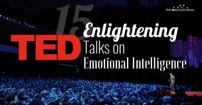 15 Enlightening TED Talks on Emotional Intelligence