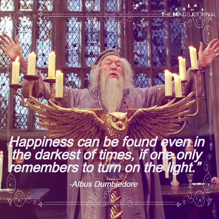 harry potter quotes - happiness