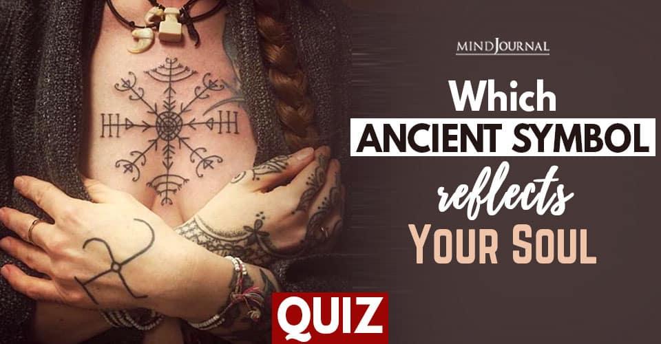 Ancient Symbol Reflects Soul
