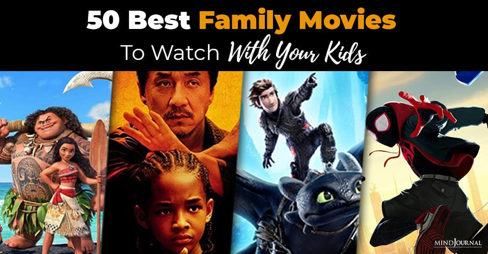 Best Family Movies Watch With Your Kids