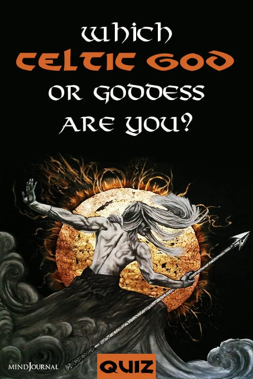 Celtic God or Goddess Are You pin