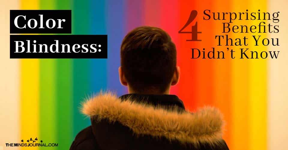 Color Blindness: 4 Surprising Benefits That You Didn't Know
