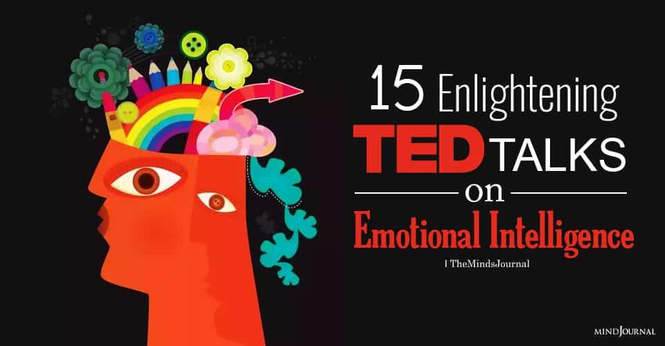 Enlightening TED Talks on Emotional Intelligence