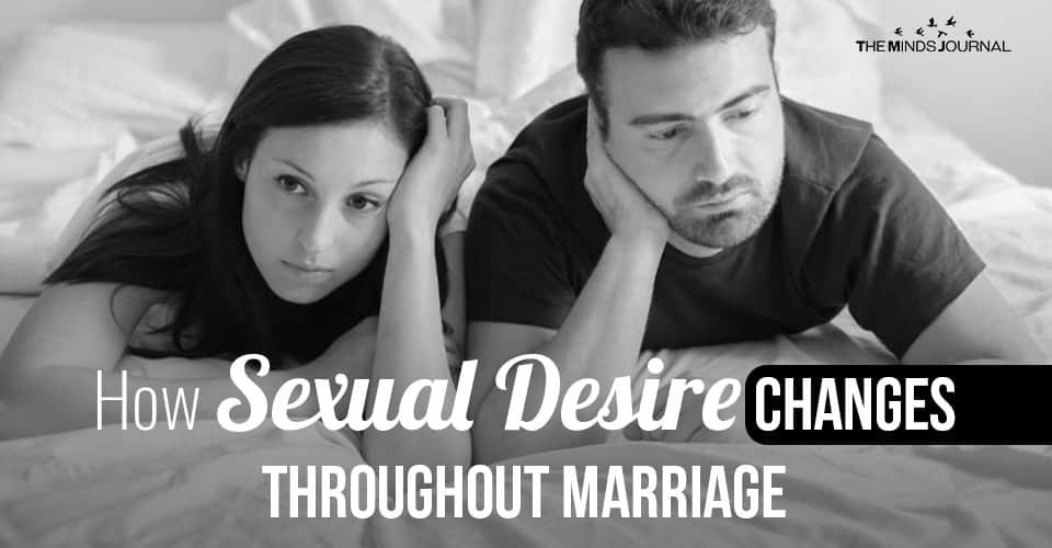 How Sexual Desire Changes Throughout Marriage