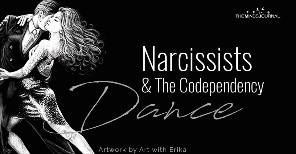Narcissists And The Codependency Dance