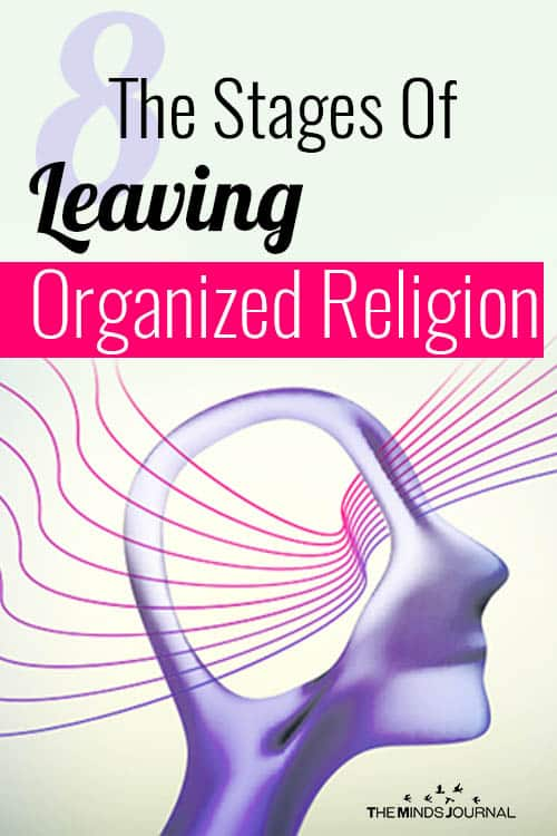 The 8 Stages Of Leaving Organized Religion