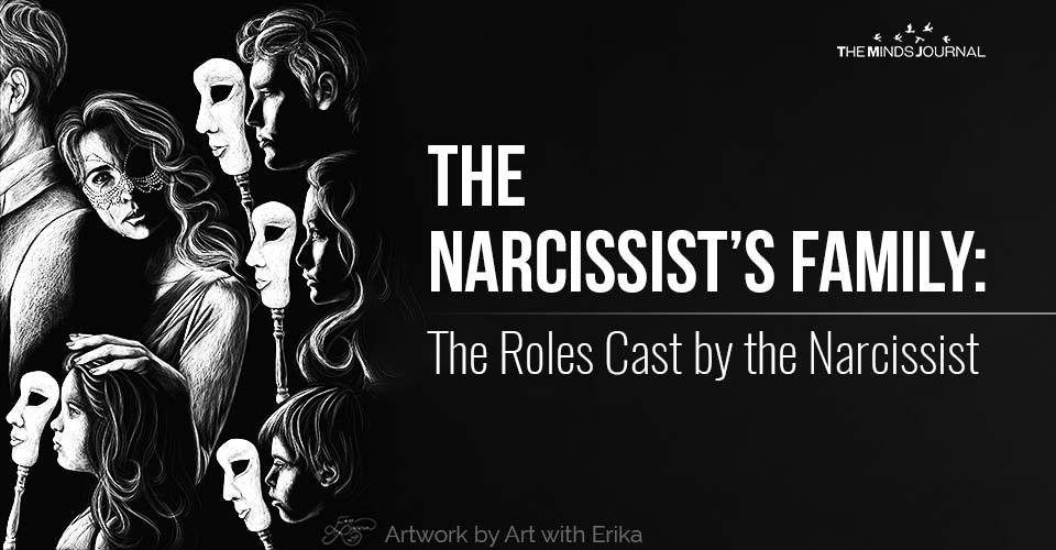 The Narcissist's Family: The Roles Cast by the Narcissist