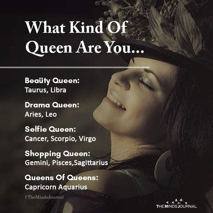 What Kind Of Queen Are You