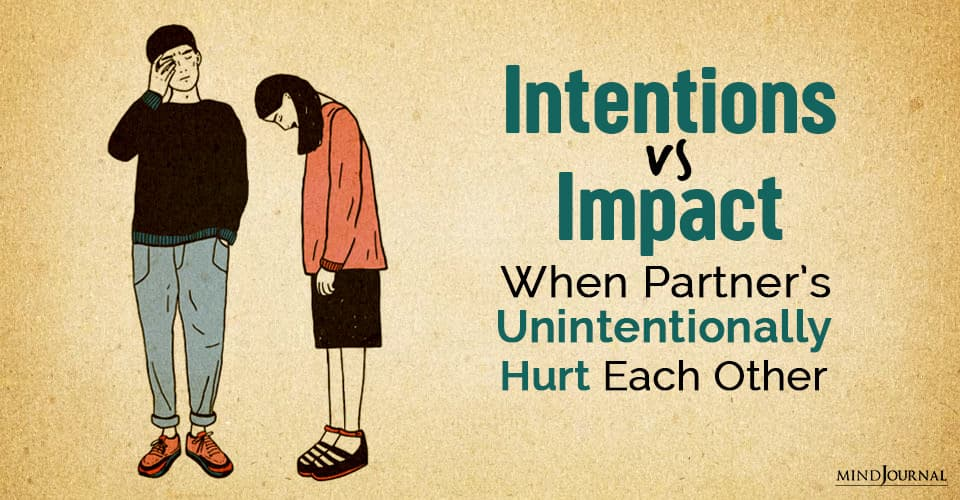 intentions vs impact