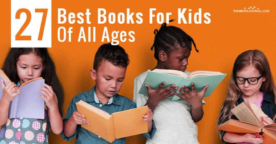 Best Books For Kids of All Ages