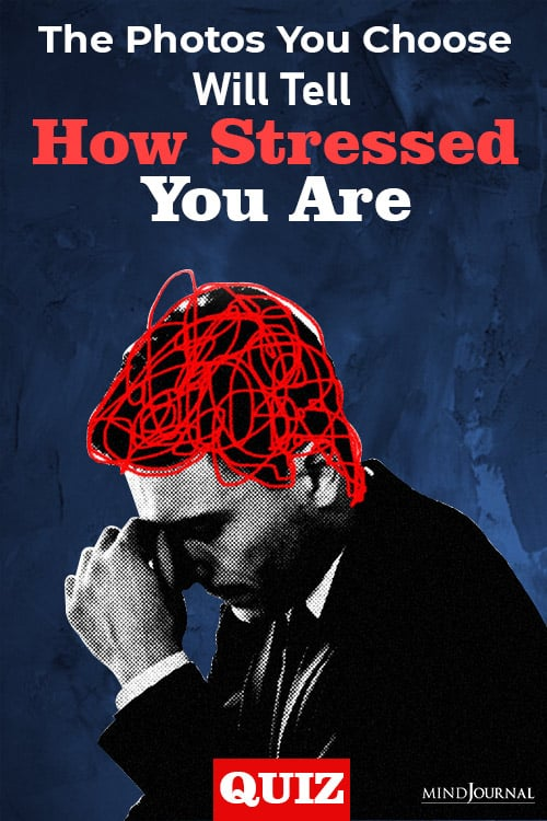 Choose Tell How Stressed You Are pin