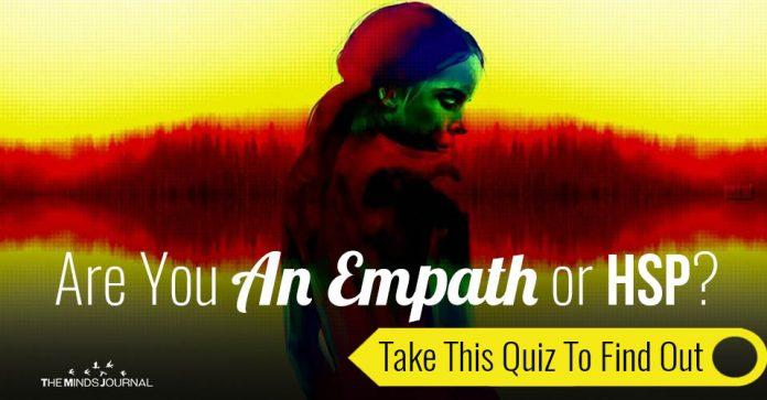 Empath or HSP Quiz