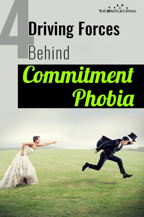 Forces Behind Commitment Phobia pin