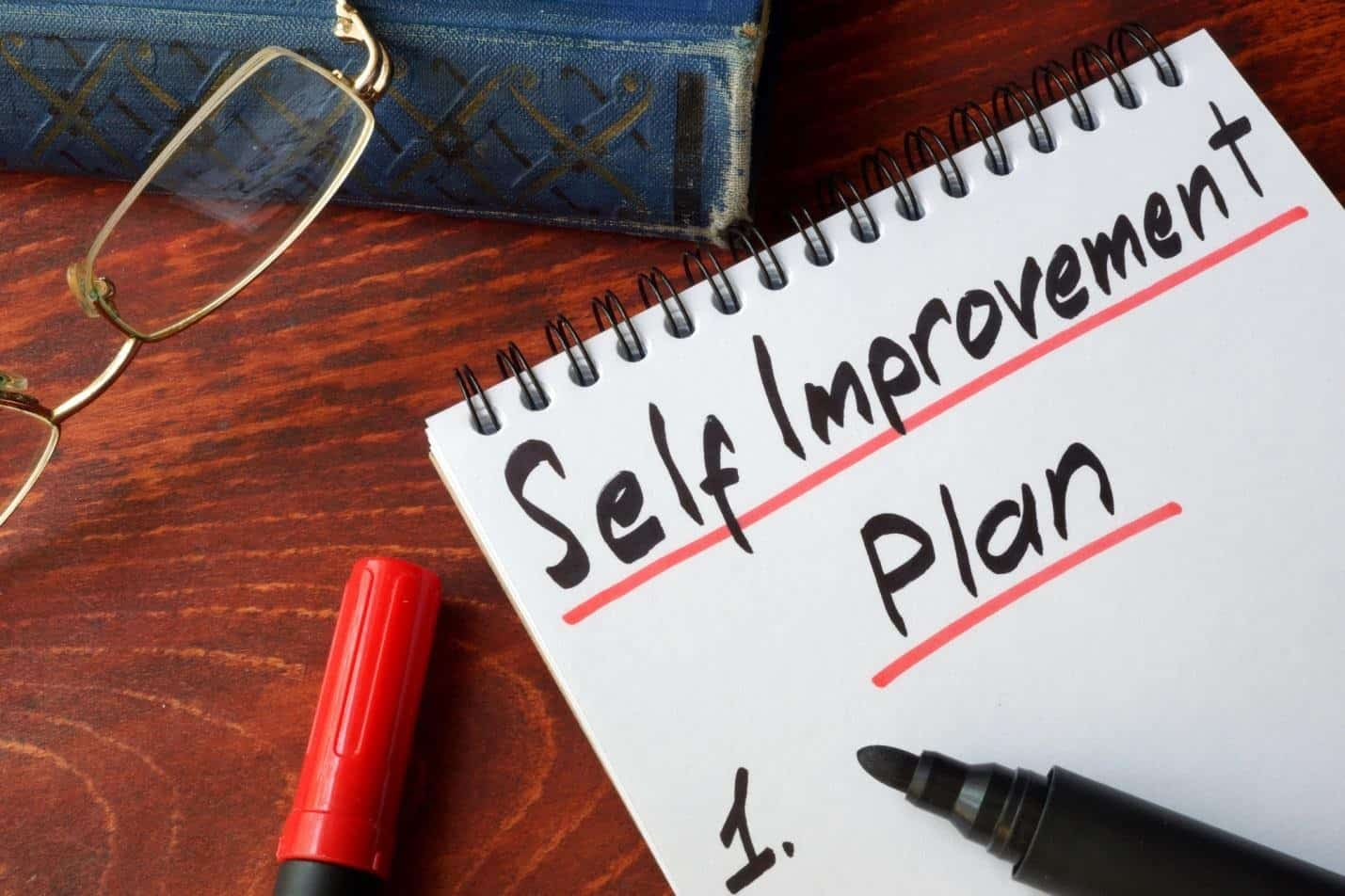 Improve Yourself as a Person