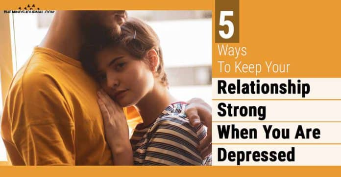 Keep Your Relationship Strong When Depressed