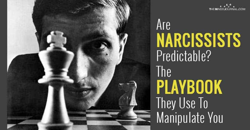 Are Narcissists Predictable? The Playbook They Use To Manipulate You