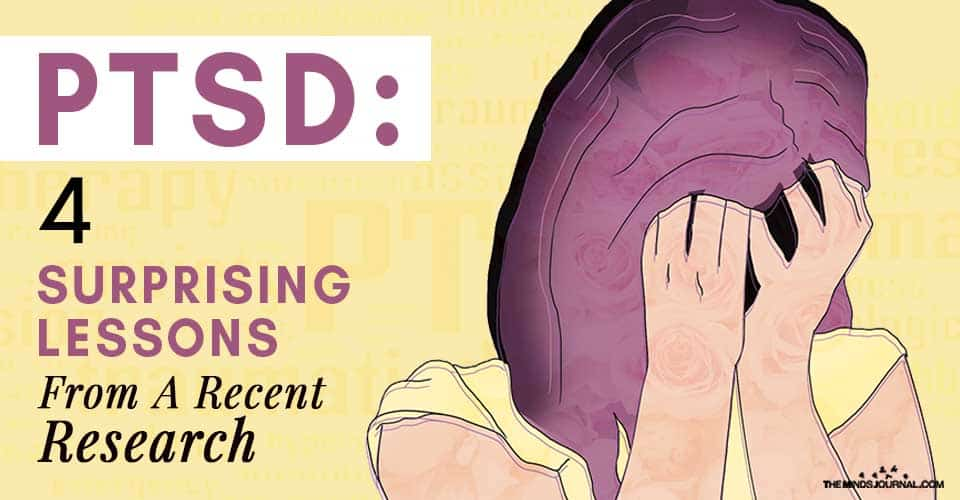 PTSD: 4 Surprising Lessons From a Recent Research