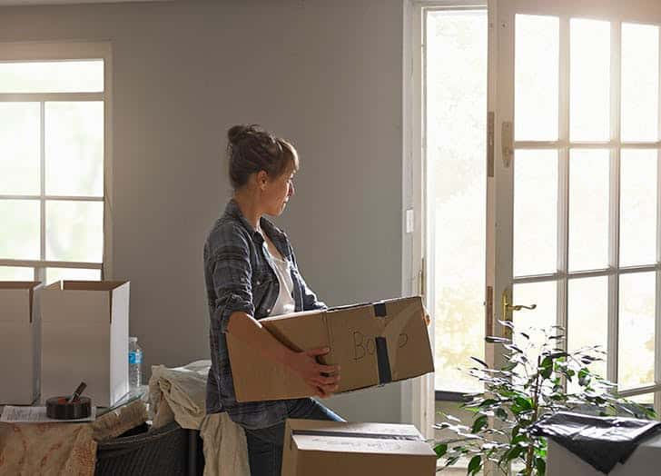 Psychological Effects of Relocation