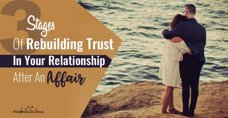 Rebuilding Trust Relationship After Affair