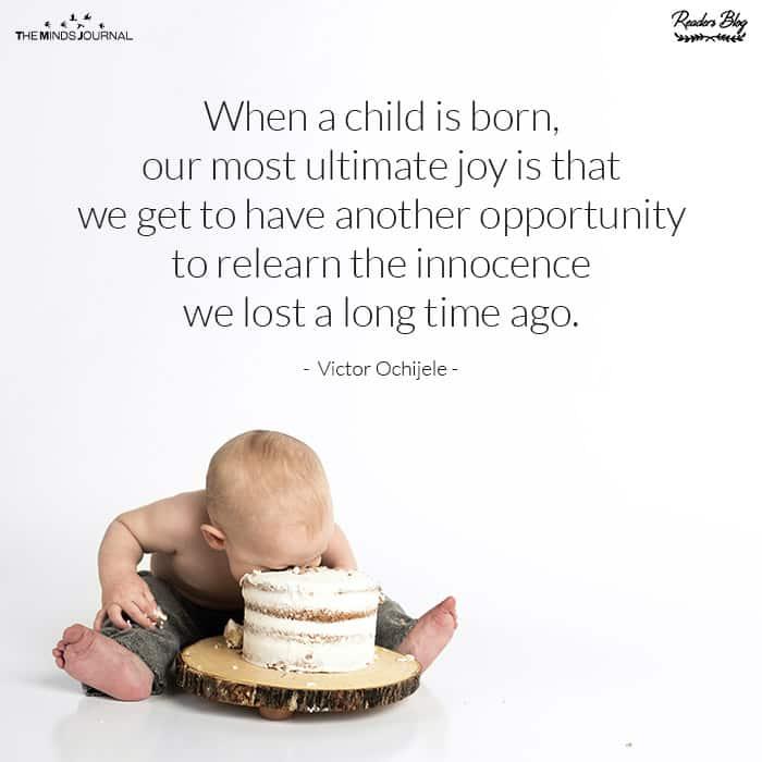 Relearn The Innocence
