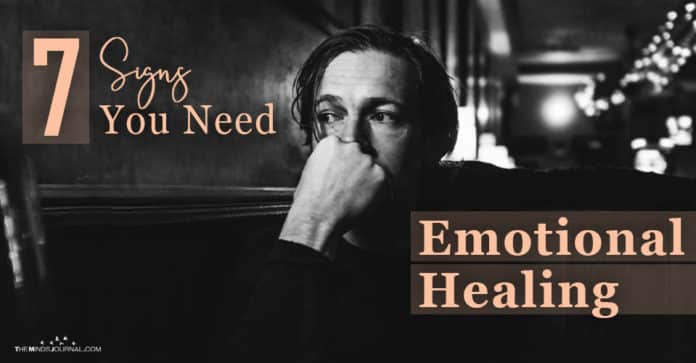 Signs You Need Emotional Healing