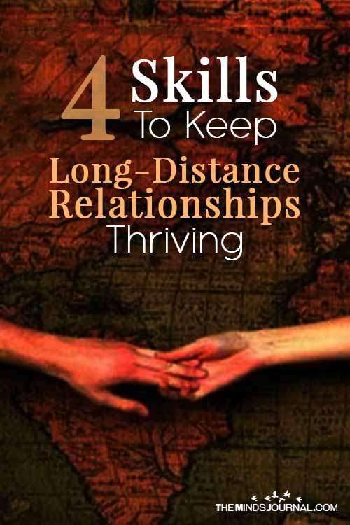 Skills To Keep Long Distance Relationships Thriving pin