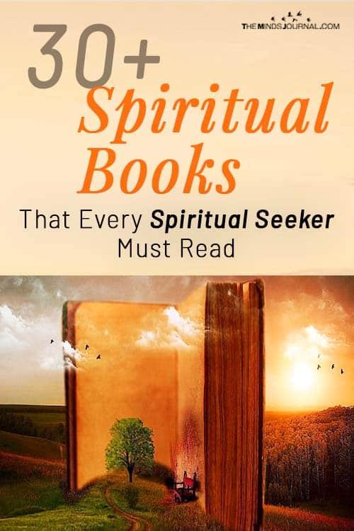 Spiritual Books Every Spiritual Seeker Must Read Pin