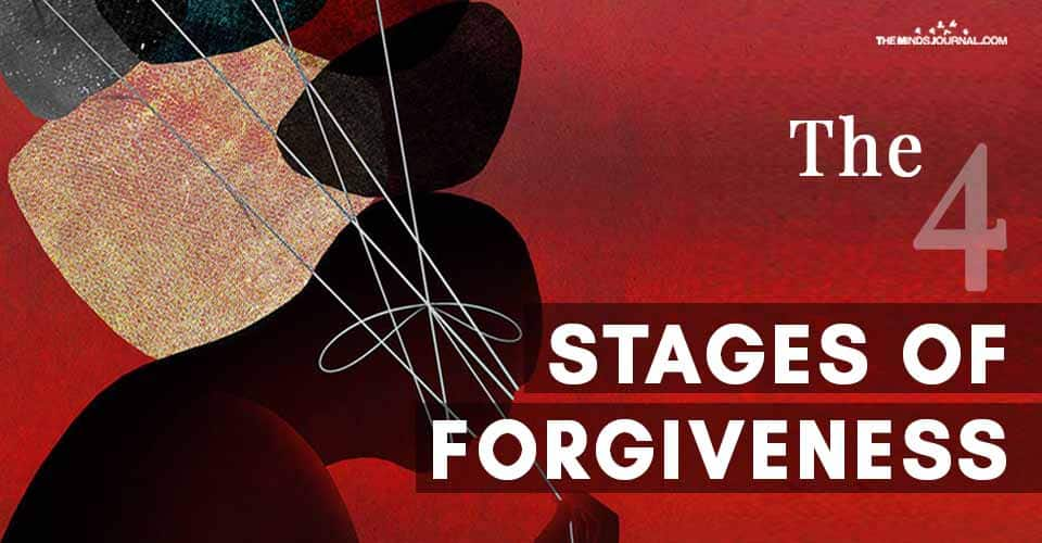 Understanding The 4 Stages Of Forgiveness