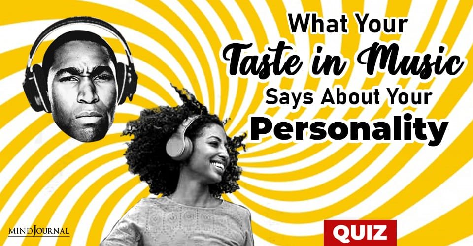 Taste in Music Says About Personality