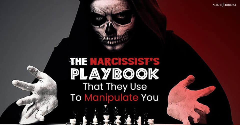 The Narcissist's Playbook