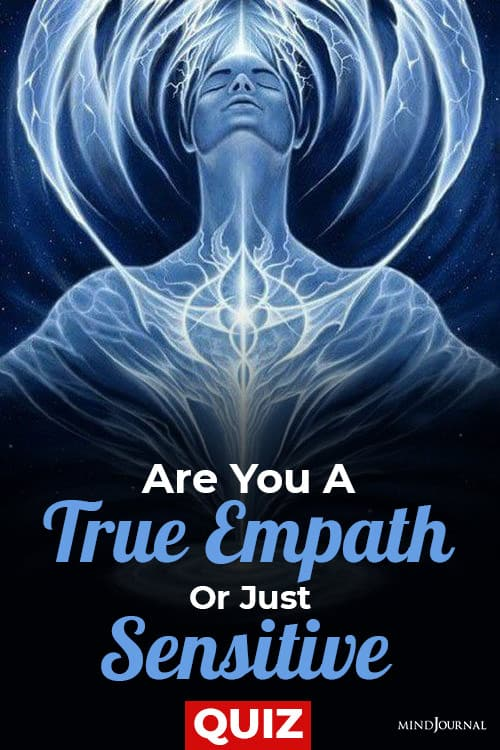 True Empath or Just Sensitive pin