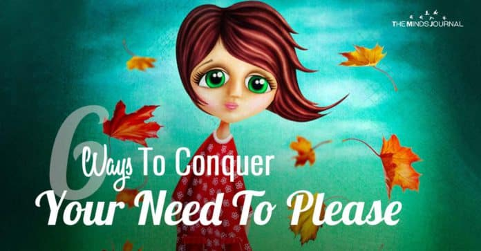 Ways Conquer Your Need To Please