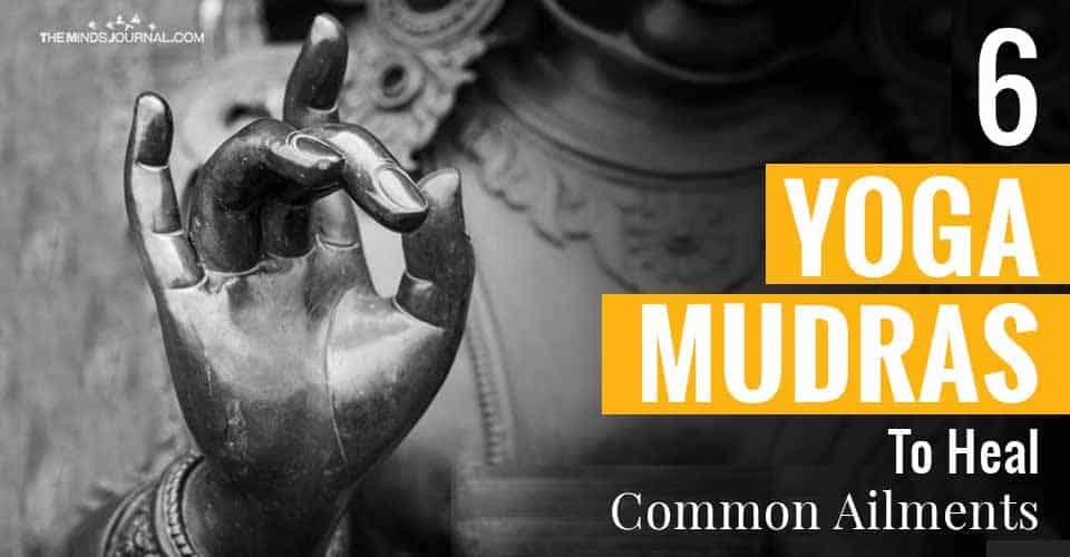 6 Yoga Mudras To Heal Common Ailments