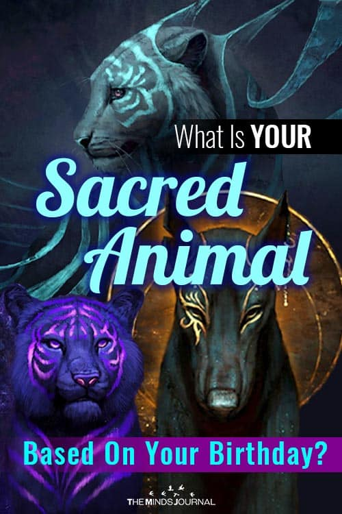 The Sacred Animal Of Your Day Of Birth: Which One Is Yours?