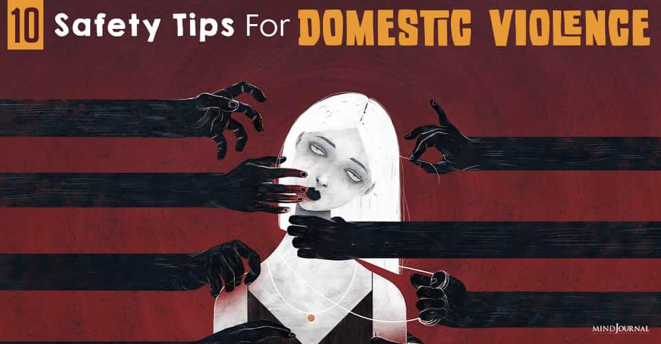domestic violence safety tips