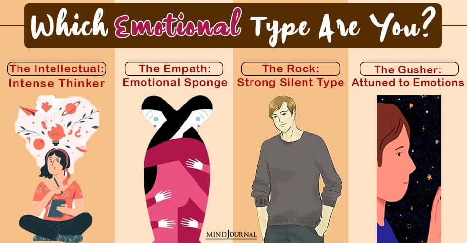 emotional type are you